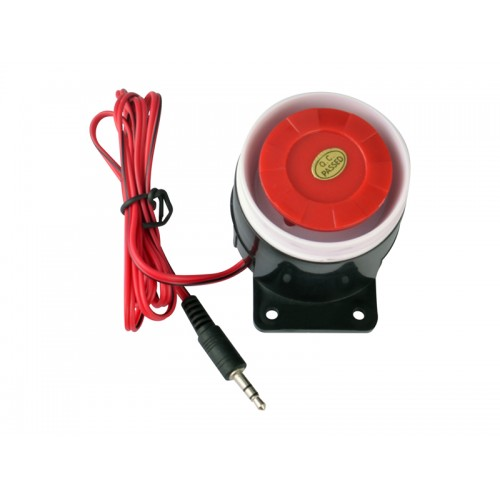 Сирена для GSM сигнализации
